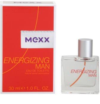 Mexx Energizing Man eau de toilette per uomo 30 ml