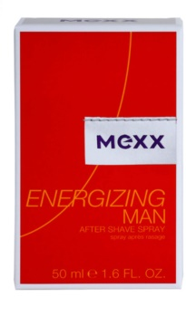 Mexx Energizing Man After Shave Herren 50 ml