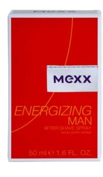 Mexx Energizing Man loción after shave para hombre 50 ml