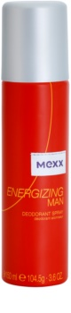 Mexx Energizing Man Deo Spray for Men 150 ml