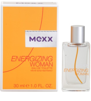 Mexx Energizing Woman Eau de Toilette for Women 30 ml