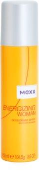 Mexx Energizing Woman Deo Spray for Women 150 ml