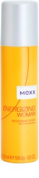 Mexx Energizing Woman desodorante en spray para mujer 150 ml