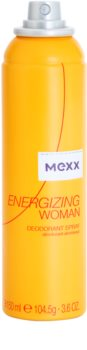 Mexx Energizing Woman Deo Spray for Women 150 ml