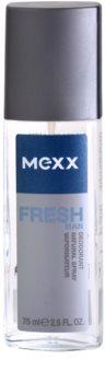 Mexx Fresh Man dezodorant z atomizerem dla mężczyzn 75 ml