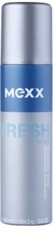 Mexx Fresh Man déo-spray pour homme 150 ml