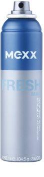 Mexx Fresh Man deospray pro muže 150 ml