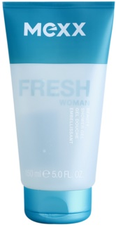 Mexx Fresh Woman gel za prhanje za ženske 150 ml