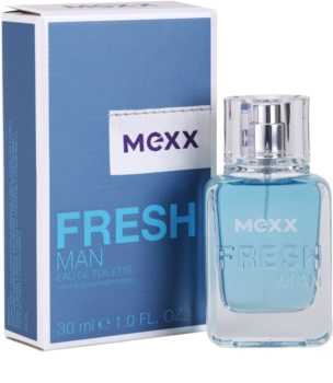 Mexx Fresh Man New Look тоалетна вода за мъже 30 мл.