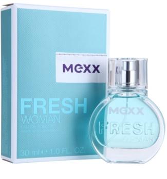 Mexx Fresh Woman New Look Eau de Toilette for Women 30 ml
