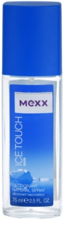 Mexx Ice Touch Man 2014 deodorante con diffusore per uomo 75 ml