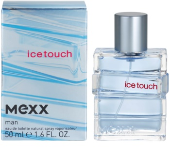 Mexx Ice Touch Man Eau de Toilette for Men 50 ml