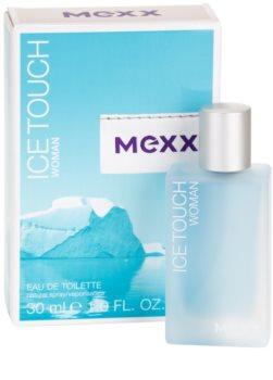 Mexx Ice Touch Woman toaletná voda pre ženy 30 ml