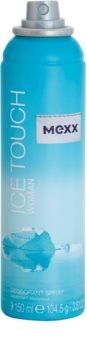 Mexx Ice Touch Woman Deo-Spray für Damen 150 ml