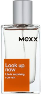 Mexx Look Up Now For Her Eau de Toilette für Damen 30 ml