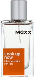 Mexx Look Up Now For Her toaletní voda pro ženy 30 ml