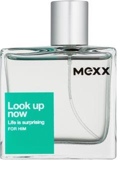 Mexx Look Up Now For Him Eau de Toilette for Men 50 ml