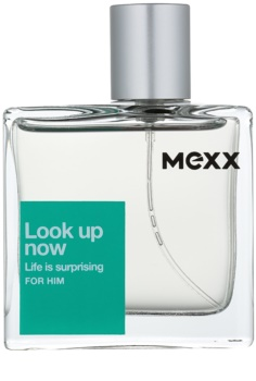 Mexx Look Up Now For Him loción after shave para hombre 50 ml