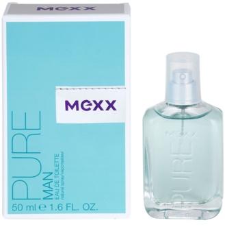 Mexx Pure Man New Look toaletní voda pro muže 50 ml