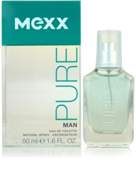 Mexx Pure for Man тоалетна вода за мъже 50 мл.