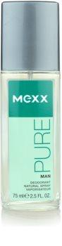 Mexx Pure for Man spray dezodor férfiaknak 75 ml