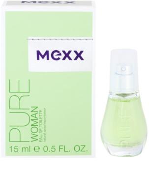 Mexx Pure for Woman eau de toilette pentru femei 15 ml