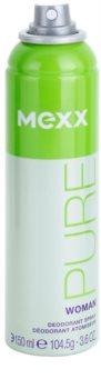 Mexx Pure for Woman deospray pro ženy 150 ml