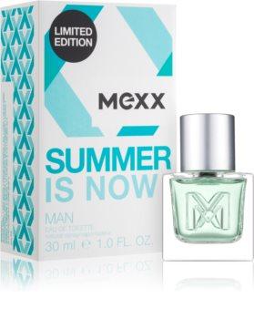 Mexx Summer is Now Man Eau de Toilette for Men 30 ml