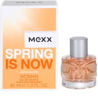 Mexx Spring is Now Woman eau de toilette nőknek 40 ml