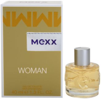 Mexx Woman Eau de Toilette for Women 40 ml
