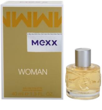 Mexx Woman toaletní voda pro ženy 40 ml