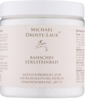 Michael Droste-Laux Basiches Naturkosmetik лужна сіль для ванни  pH 9,0 - 9,5