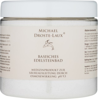 Michael Droste-Laux Basiches Naturkosmetik alkalická kúpeľová soľ pH 9,0 - 9,5