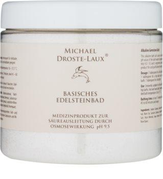 Michael Droste-Laux Basiches Naturkosmetik sare de baie alcalină pH 9,0 - 9,5