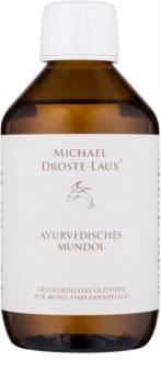 Michael Droste-Laux Basiches Naturkosmetik detoxikační ústní olej