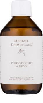 Michael Droste-Laux Basiches Naturkosmetik детоксикиращо масло за уста