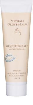 Michael Droste-Laux Basiches Naturkosmetik čistiaca pleťová maska