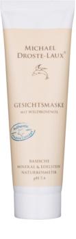 Michael Droste-Laux Basiches Naturkosmetik reinigende Maske für das Gesicht