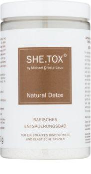 Michael Droste-Laux SHE.TOX детокс-ванна