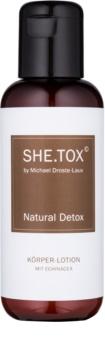 Michael Droste-Laux SHE.TOX leite corporal