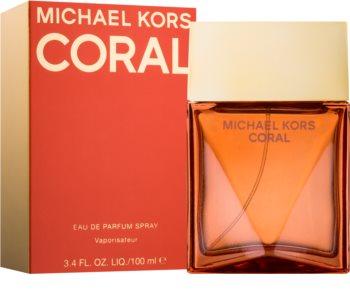 Michael Kors Coral parfémovaná voda pro ženy 100 ml