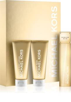 Michael Kors 24K Brilliant Gold Gift Set II. for Women