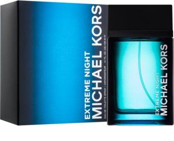 Michael Kors Extreme Night toaletní voda pro muže 120 ml