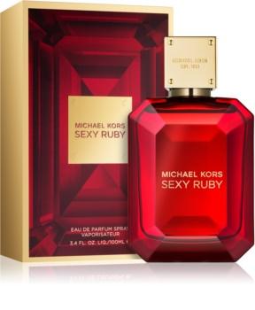 Michael Kors Sexy Ruby eau de parfum pentru femei 100 ml