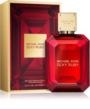 Michael Kors Sexy Ruby Eau de Parfum voor Vrouwen  100 ml