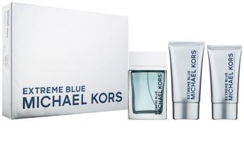 Michael Kors Extreme Blue set cadou I.