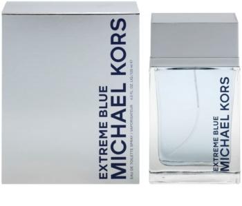 Michael Kors Extreme Blue eau de toilette férfiaknak 120 ml