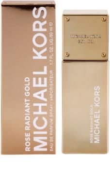 Michael Kors Rose Radiant Gold Eau de Parfum für Damen 50 ml