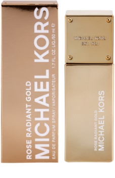 Michael Kors Rose Radiant Gold parfumska voda za ženske 50 ml