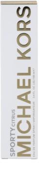 Michael Kors Sporty Citrus eau de parfum pentru femei 100 ml